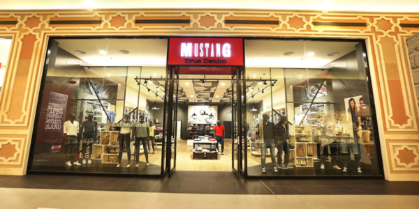 Mustang IBN Battuta Mall